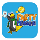 Party Penguin Logo